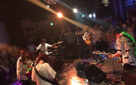 2017年9月1日(金)ライブレポ
