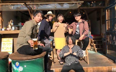 2019年5月22日(水)アー写撮影