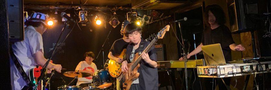 2019年8月27日(火)ライブレポ