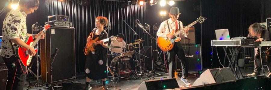 2019年8月28日(水)ライブレポ