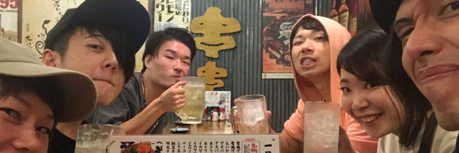 10月25日(金)東京遠征一日目。