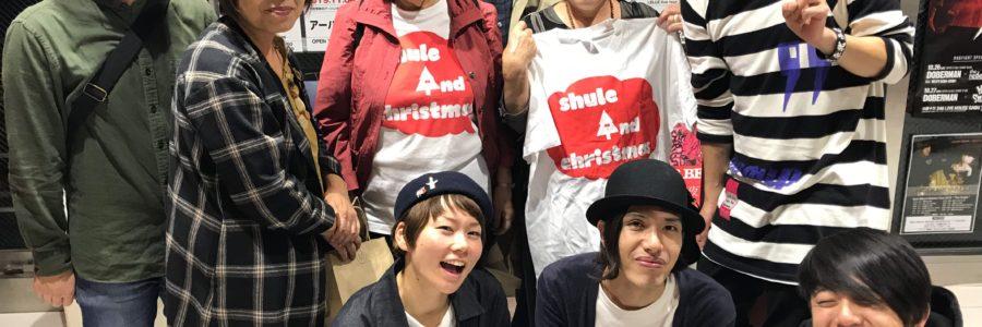 2019年10月23日(水)ライブレポ